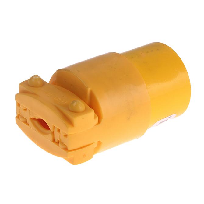 Plug Female Cord Connector 120v Hog Slat