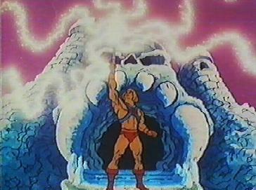 He-man the barbarian