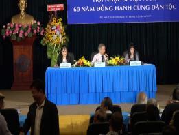 Embedded thumbnail for Hội thảo 60 năm Hội Nhạc sĩ tại TP Hồ Chí Minh