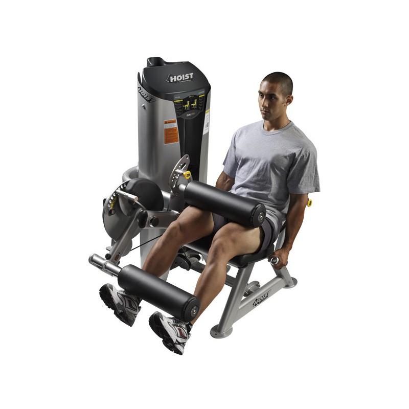 Quadriceps Ischios Hoist Fitness HD 3400 Importateur