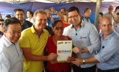 Governador Marcos Rocha visita Vilhena na sexta-feira para anunciar asfalto e crédito a microempreendedores