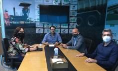 Deputado Ezequiel Neiva viabiliza junto ao DER massa asfáltica para a execução de tapa-buracos em Cerejeiras