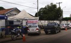 Familiares de militares fazem protestos e fecham quartéis da PM em três cidades de Rondônia