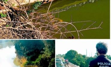 Cadáver de homem é encontrado com as mãos amarradas de baixo da ponte sobre o Rio Candeias