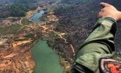 Rifle, trator e 14 motocicletas são apreendidas em operação contra conflitos agrários em Rondônia