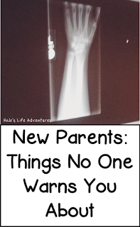 New Parents: Things No One Warns You About
