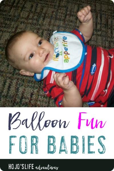 Balloon Fun for Babies