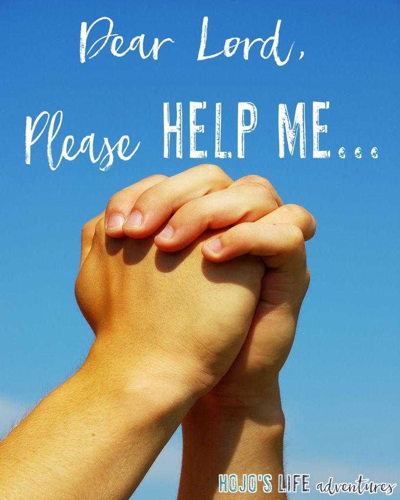Being a mom, having patience, and just getting through each day can sometimes be a challenge. Dear Lord, please help me...