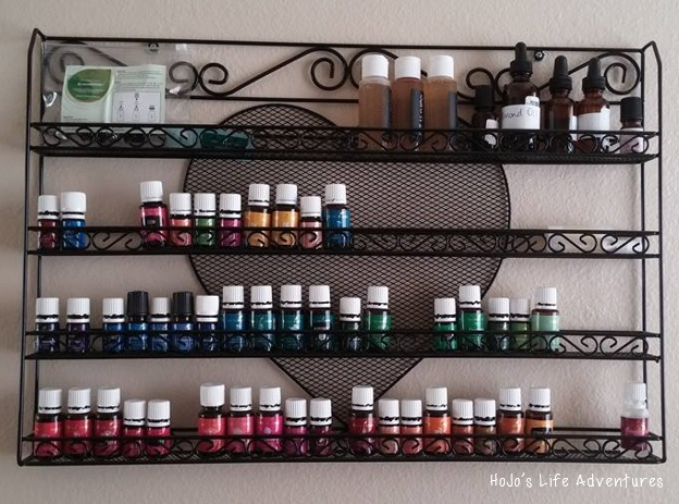 Looking for some type of essential oil organization system? This blog post will share ideas for small spaces, creative organization, and wall hangings. Click through to be inspired!