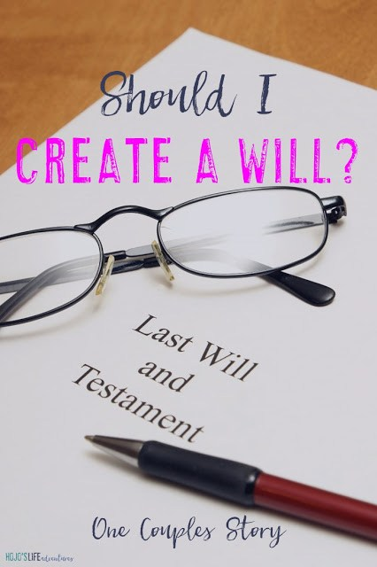 Should I create a will? Who will take care of my children if the worst happens? How do I even start the process? How much will it cost? This post will help you start thinking about the will writing process.