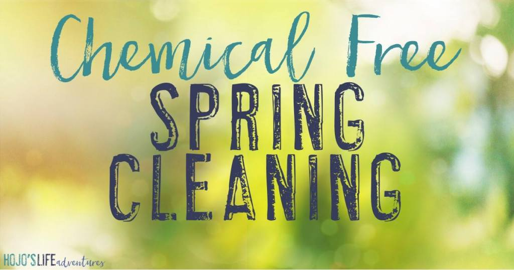 Do you want to do more chemical free cleaning? This article will help you do more chemical free cleaning in your home - particularly for spring cleaning. Most of the products are things you probably already have around your home or essential oils you can easily obtain.