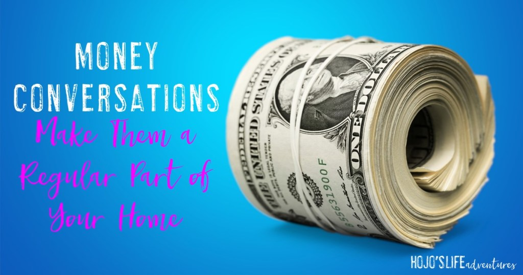 Do you have money conversations in your home? If not, what is holding you back? Take a look at this blog post to get inspired to have more money talks.