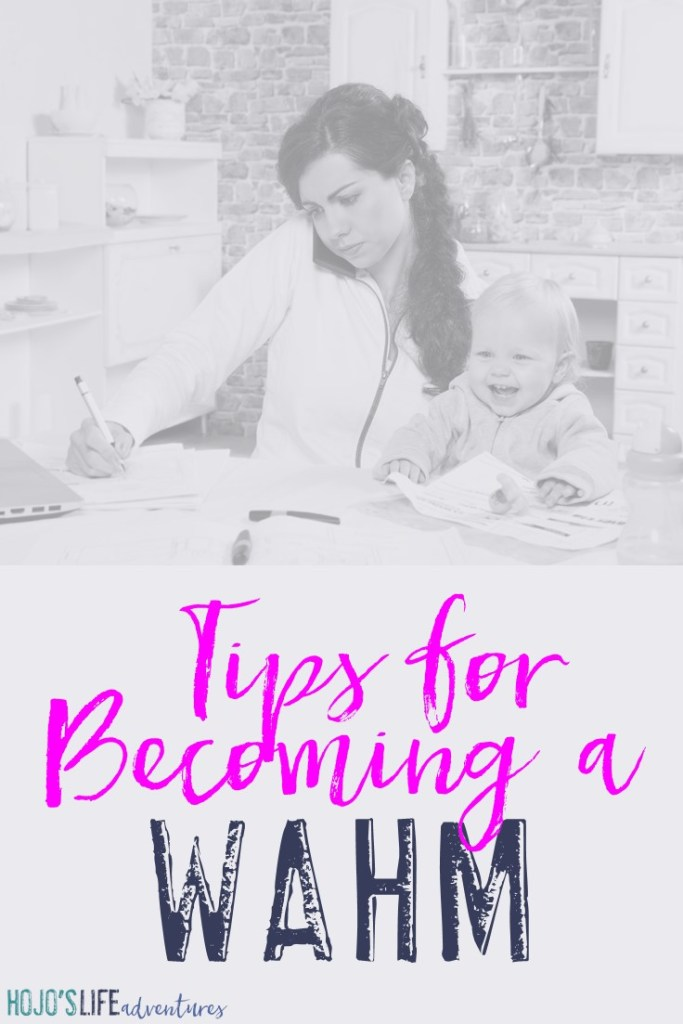 Are you looking for tips for becoming a work at home mom? Then this is the article for you! From finding a job to cutting back expenses, this post helps you consider eight different areas!