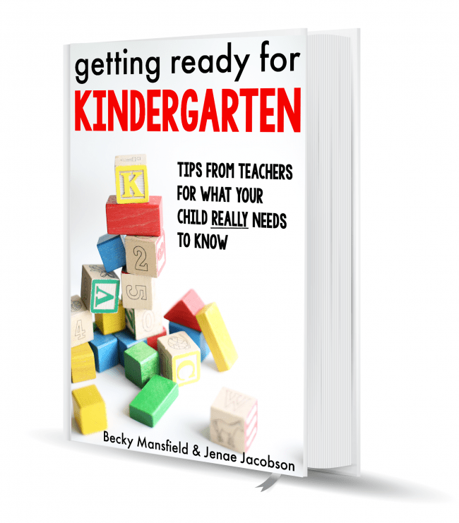 Are you looking for ways to help your toddler or preschool student get ready for school? This ebook can help! It has great ways to help you prepare your child for Kindergarten. Click through to learn more today!
