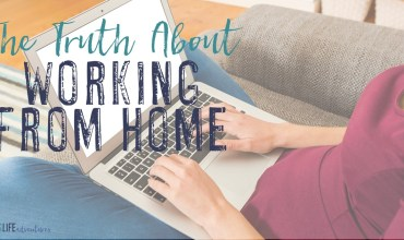 The Truth About Working From Home