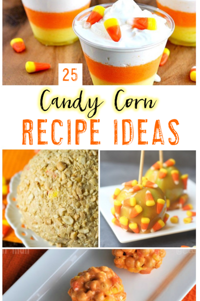 25 Candy Corn Recipes