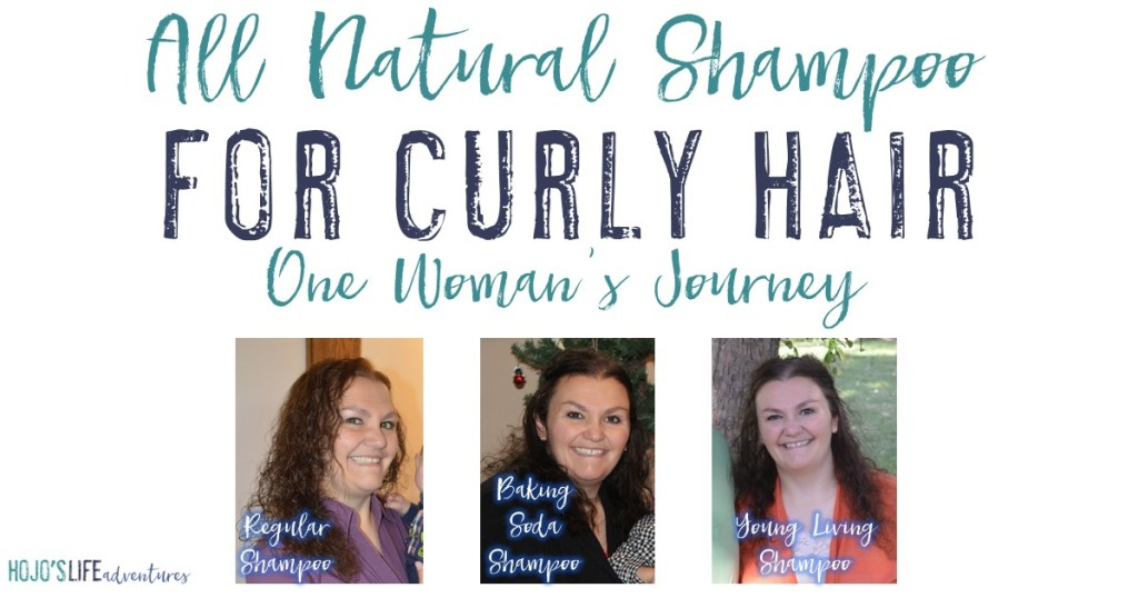 Do you have naturally curly hair? Is it thin? If you're look for an all natural shampoo for curly hair, let me share what's worked for me! Click through to hear my story.