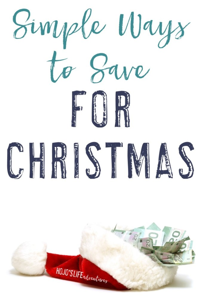 Are you looking for simple ways to save for Christmas? This blog post covers two ways for you to consider as the holidays approach. Click through to learn more!