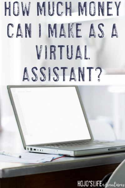 How Much Money Can I Make as a Virtual Assistant?