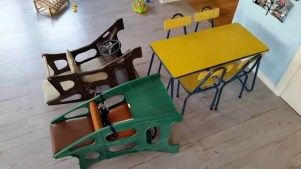 Hokus Pokus High Chair - Old Products