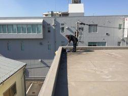 屋上の点検