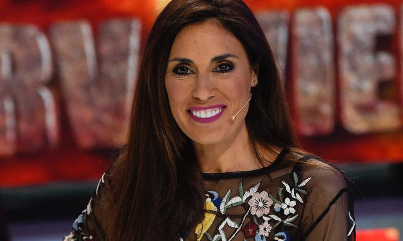 Isabel Rbago Colaboradora De Televisin Y Tambin