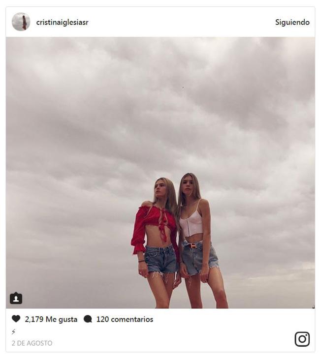En ¡HOLA!, así son Cristina y Victoria, las hijas de Julio Iglesias