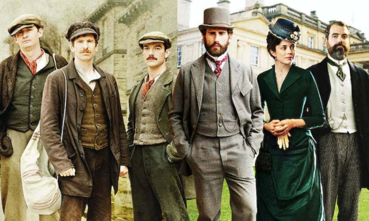 The English Game', la serie para los fans de 'Downton Abbey'