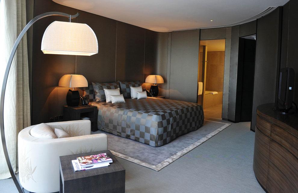 Todo el estilo de Armani, en un hotel en Dubai