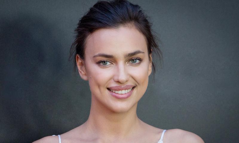 Irina Shayk Espectacular En Bikini Tres Semanas Despus
