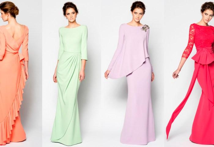Enlace A La Vista 25 Vestidos De Madrina Para Deslumbrar En La
