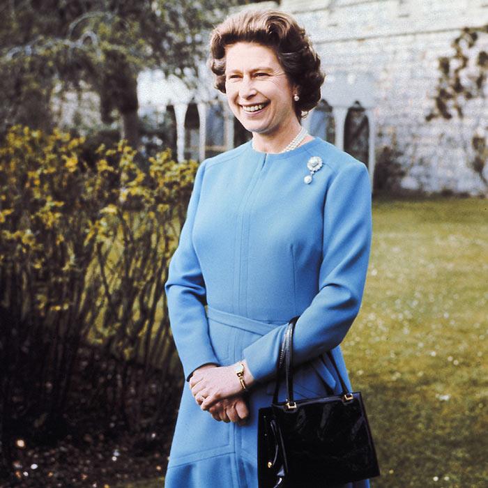 Isabel II en su 50 cumpleaños