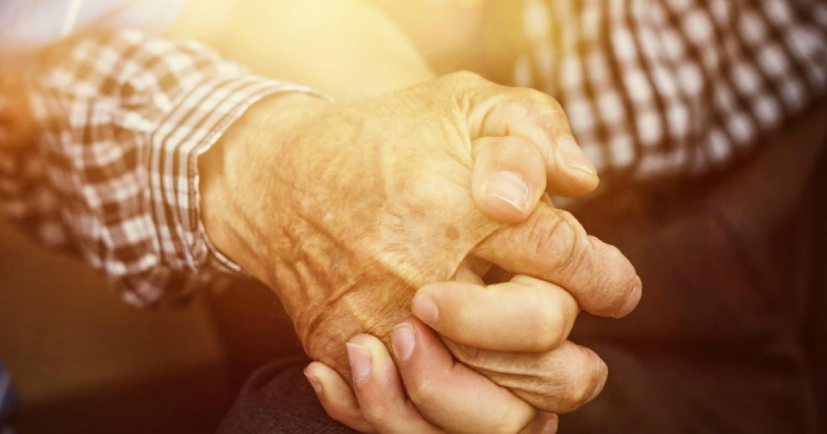 Carta a un papá anciano