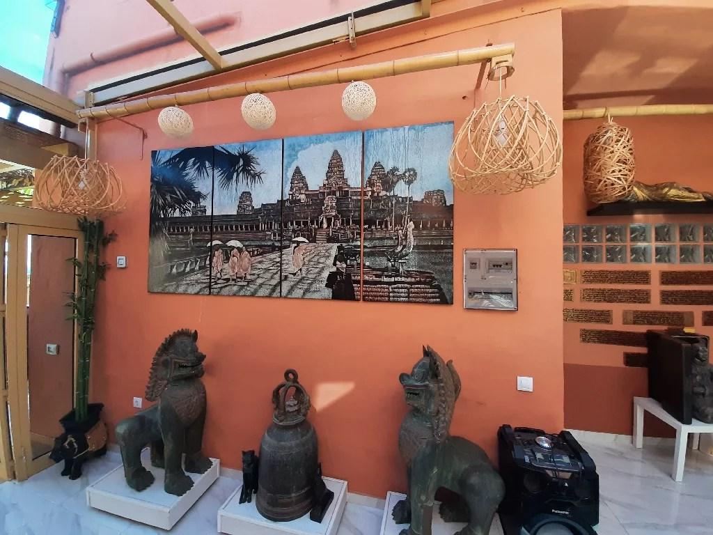 Villa Bouddha House