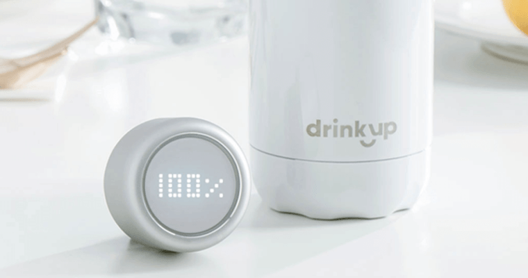 THE SMART WATER BOTTLE- YOUR HYDRATION PLANNER