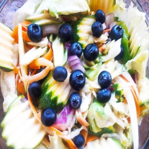salad-thumbnail2-1024x614 NUTTY BLUEBERRY VEGETABLE SALAD