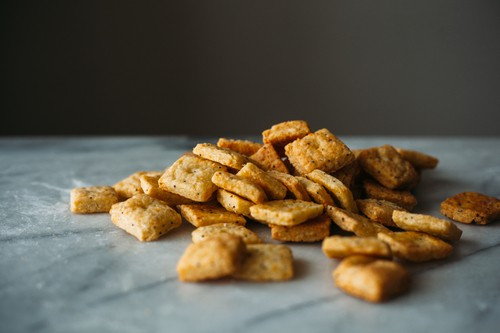 Everything Bagel Cheez-Its from My Name is Yeh