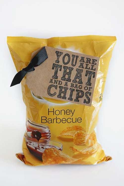q&cheesy chips