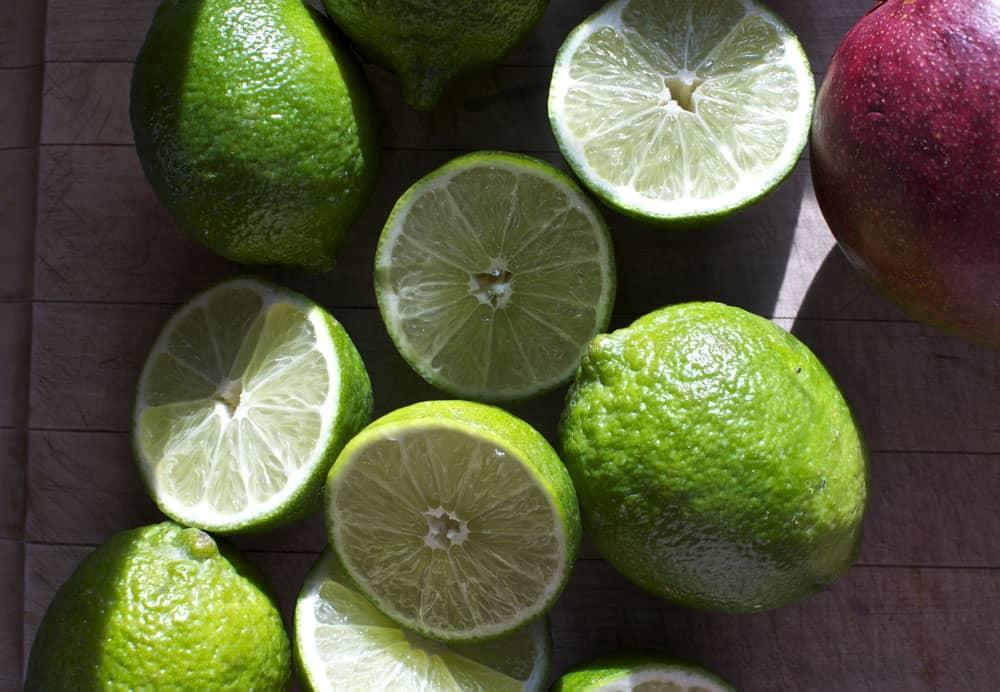 Mango-Lime Agua Fresca Hola Jalapeno