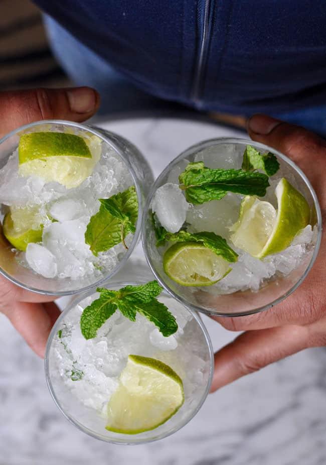 La Mulita Cocktail Recipe