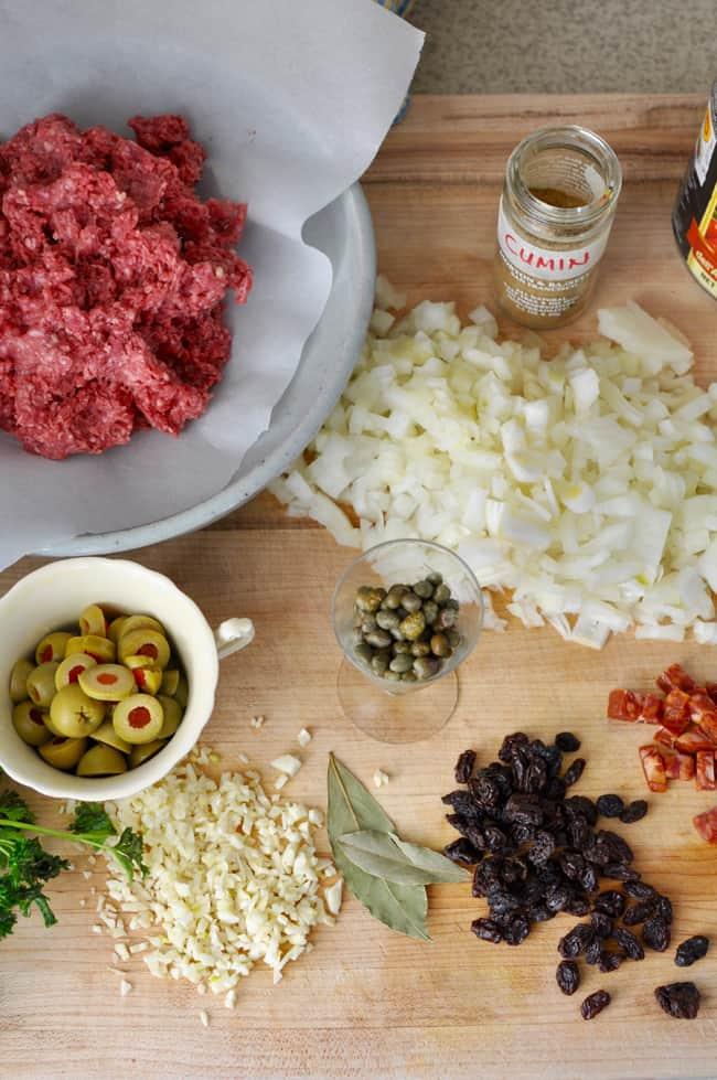 Cuban Picadillo Recipe