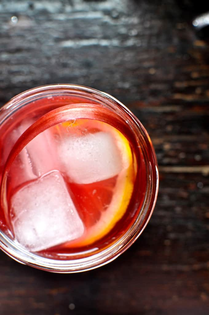 rhubarb agua fresca recipe