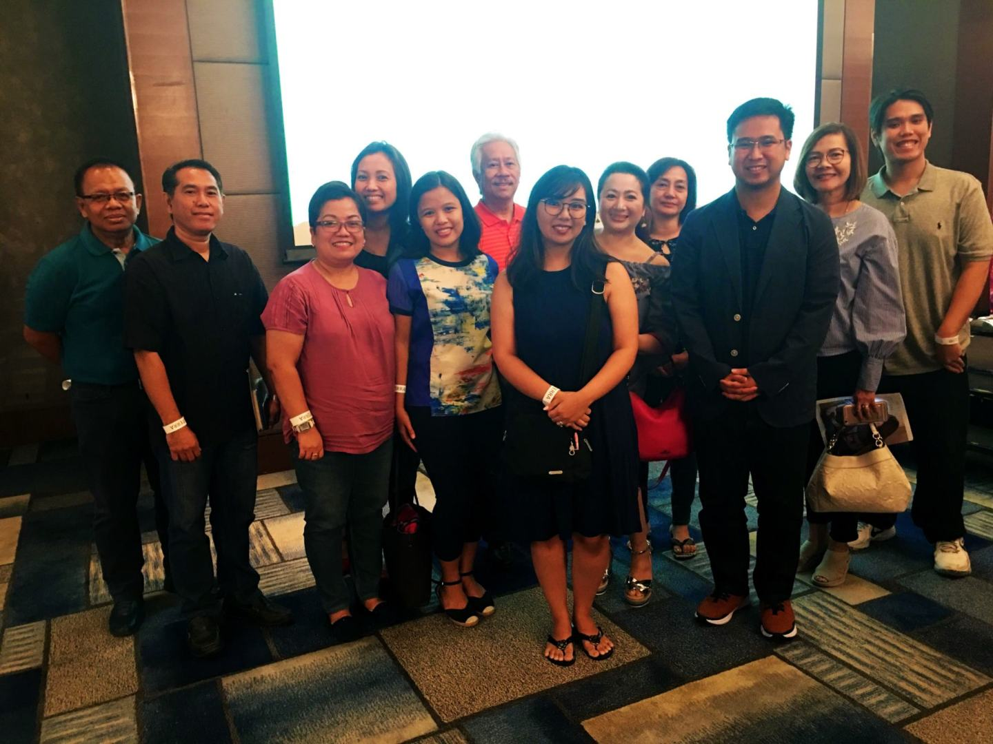 Building a doTERRA Business in Philippines: Over 500 attendees in Makati, Manila