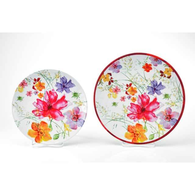 MM-TR14 Round Salad And Dinner Plate