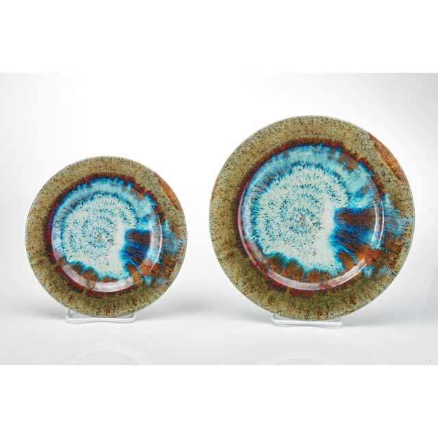 MM-TT04 Round Salad And Dinner Plate
