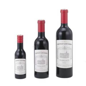 RW Red Wine Shaped Pepper Mill