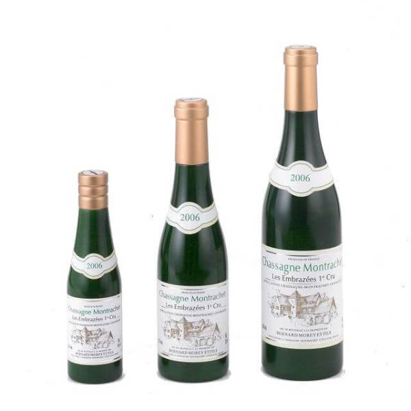 WW White Wine Shaped Pepper Mill