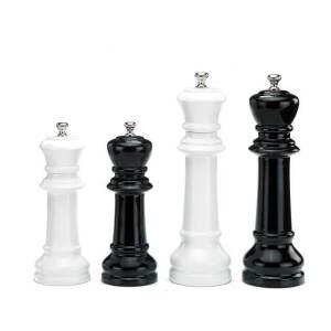 CSK/CSQ Chess Salt and Pepper Grinder Set