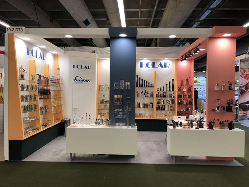 202002 Holar Germany Ambiente 2020 Houseware Kitchenware Exhibition- 2