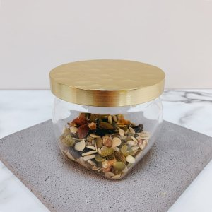 Acrylic Canister for Date Palm